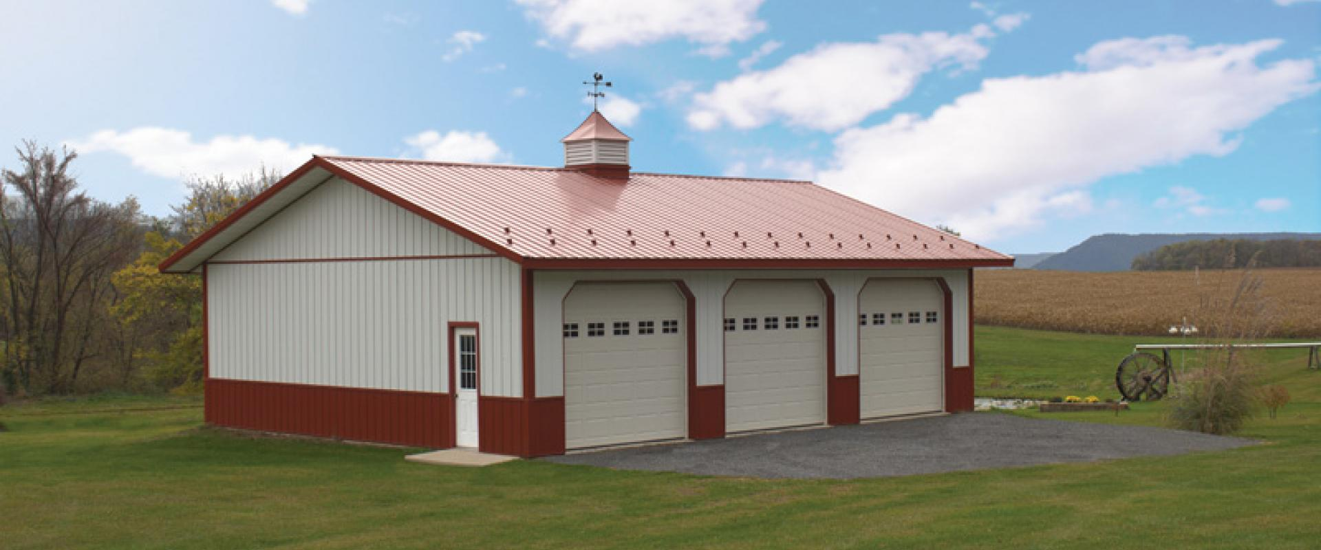 Pole Barns amp Buildings Timberline Hegins PA