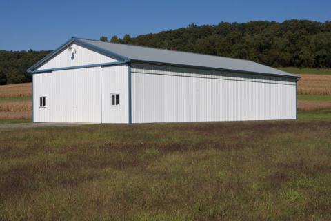 Pricing timberline buildings hegins pa for 14 foot tall garage door