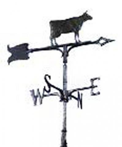 "30"" COW weathervane"