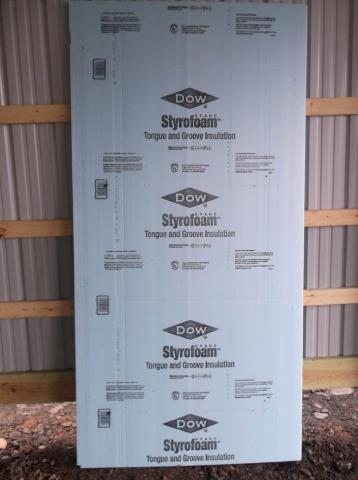 Foamboard Insulation