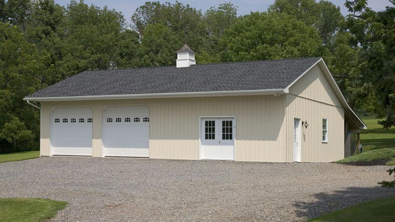 garage walls for wainscoting residential pole buildings timberline buildings