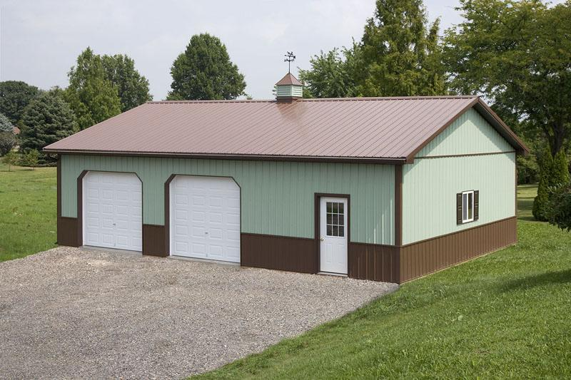 Residential pole barn floor plans for Home zone designs