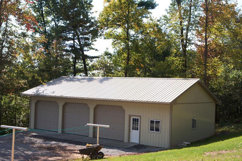 house blueprints floor plans 30x48 pole barn plan 047b With 30x48 pole barn