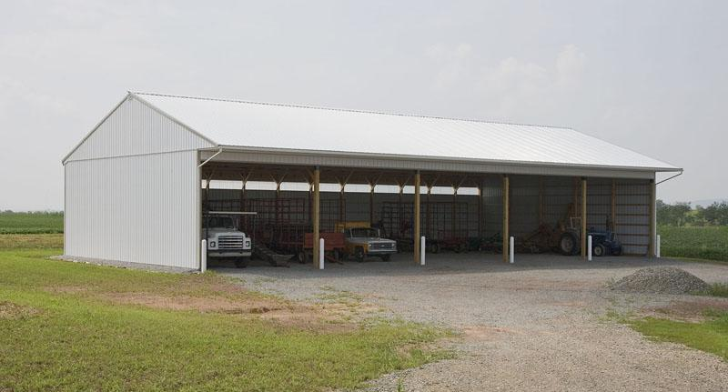 agricultural pole buildings in hegins pa timberline With 50x100 pole barn