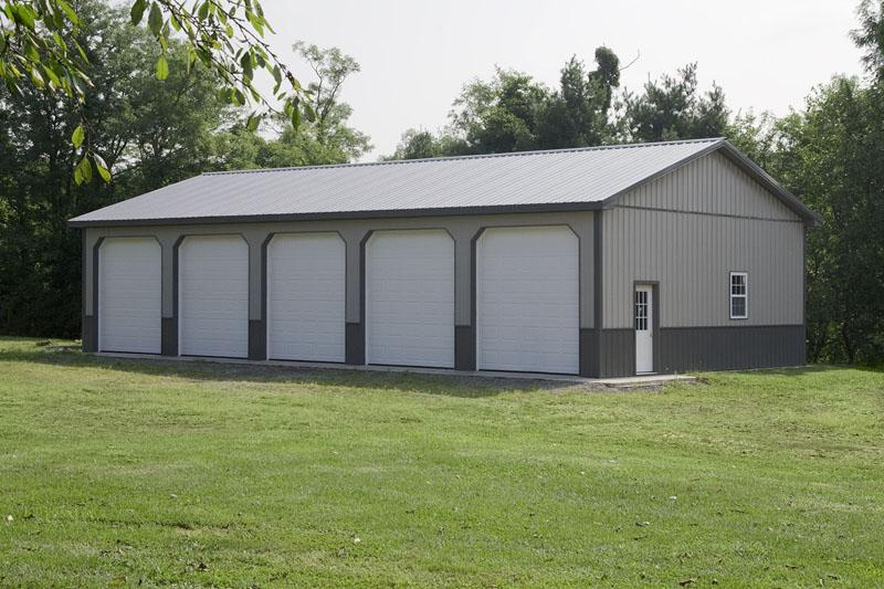 Agricultural pole buildings in hegins pa timberline for 30x60 pole barn
