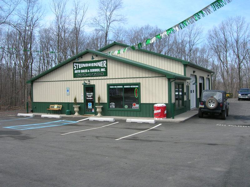 Light Commercial Pole Buildings in Hegins, PA | Timberline