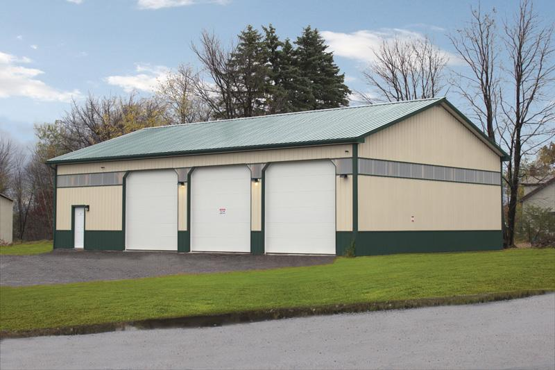 Agricultural Pole Buildings In Hegins Pa Timberline