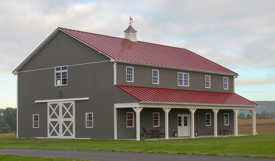 Custom Pole Buildings In Hegins Pa Timberline Buildings