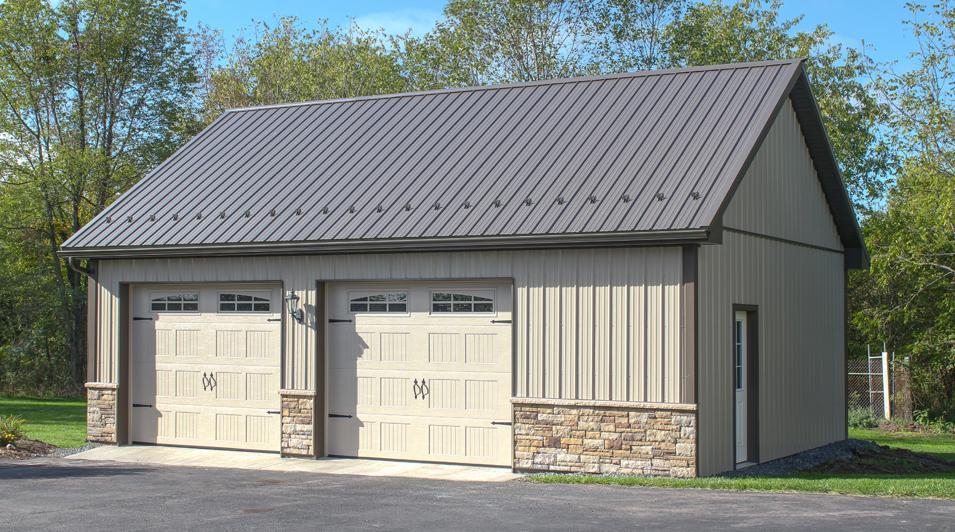 Residential Pole Buildings in Hegins, PA   Timberline Buildings