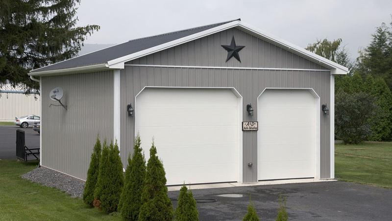 Residential Pole Buildings In Hegins Pa Timberline