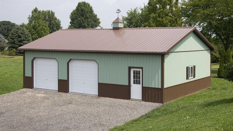 30x40 pole barn residential joy studio design gallery Residential pole barn kits