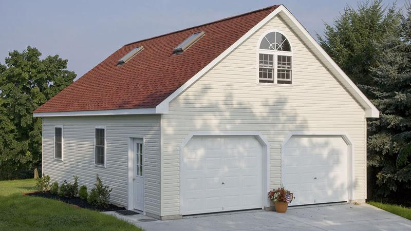 Garage roof pitch custom pole building 149 for Pole barn roof pitch