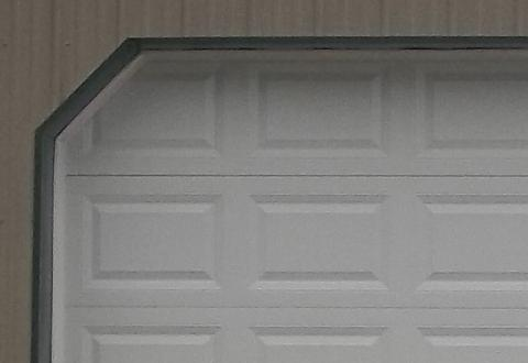 dutch garage door corners
